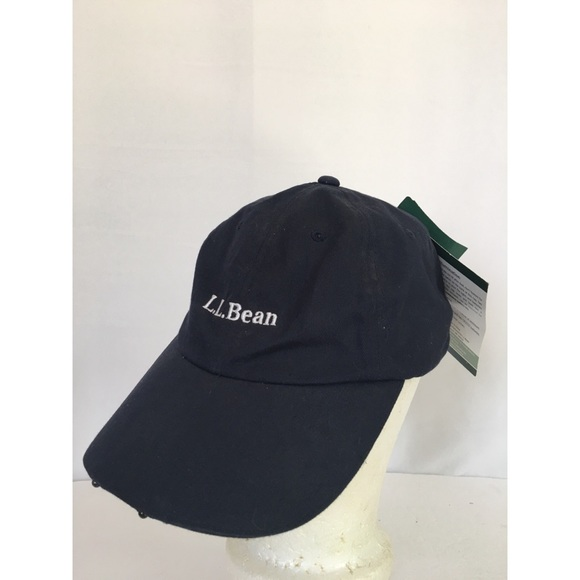 4486182b56a95 L.L. Bean Accessories - LL BEAN Pathfinder LED Lighted Baseball Cap.
